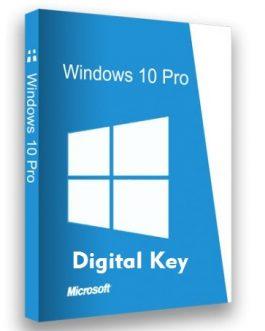 Window 10 Pro Digital Key